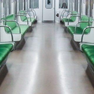 抗菌京都市営地下鉄